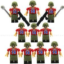 10 x Toys GIJOE gi joe KRE-O kreon KREO BAZOOKA RETRO Figure cobra g.i.joe FW186