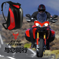 Motorcycle Backpack Unisex Bags Moto Centric Hard Shell Motorbike Bag Ogio Style