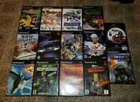 14 Playstation 2 PS2 Game Lot / Test Drive, City Crisis, Ace Combat, Spy Hunter