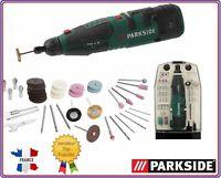 Coffret PARKSIDE® MINI Meuleuse-perceuse de précision  PFBS B21 12 V Type DREMEL