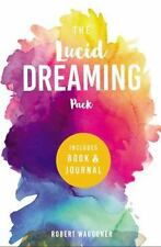 THE LUCID DREAMING PACK - WAGGONER, ROBERT - NEW HARDCOVER BOOK