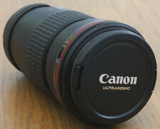 Canon EF Ultra Sonic 200mm 1:2.8 Lens Excellent Pristine Condition **NO RESERVE*