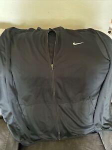 Nike Dri Fit Lightweight Jacket 3XL Used