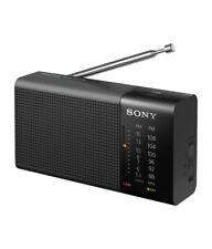 Radio Sony ICF-P36 Radio Battery Operated 100mW Integrated AM/FM Tuner Portable