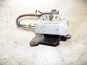 Mitsubishi Eclipse Talon 2.0L DOHC Turbo Fuel Pump Resistor MD127666 JDM 4G63T