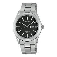 Titanium Case Quartz (Battery) Wristwatches with Chronograph