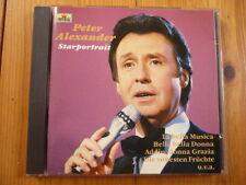 PETER ALEXANDER Starportrait / EMI CD 1988