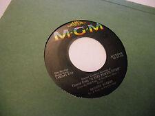 Brigitte bardot Sidonie/A Very Private Affair [Theme] 45 RPM MGM Records VG+