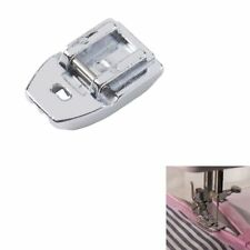 Steel Sliver Arts Crafts Concealed Zipper Foot Sewing Tools Sewing Machine
