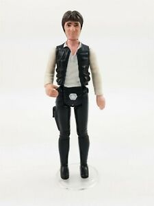 Vintage 1978 Kenner Star Wars Han Solo action figure - Hong Kong C8.5 large head