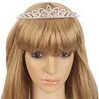 Elegant Wedding Bridal Women's Rhinestone Pageant Crystal Tiara Crown Headband