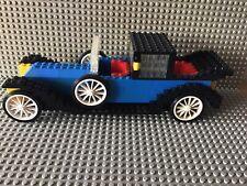 Lego 391,Oldtimer,alt,70er,Renault,blau,Speichenräder