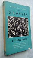 C E HUBBARD GRASSES 1ST/1 SB 1954 PENGUIN PELICAN A295 B/W ILLS JOAN SAMPSON