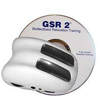 GSR 2 biorretroalimentación RELAJACIÓN SISTEMA PARA estrés Management
