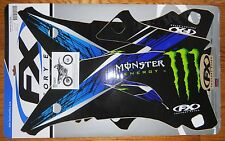 FX YAMAHA MONSTER YZ250F YZ450F GRAPHICS KIT ( 2006 2007 2008 2009 ) 16-12224