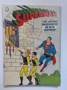 SUPERMAN #506 - ORIGINAL COMIC IN SPANISH - MEXICO - NOVARO