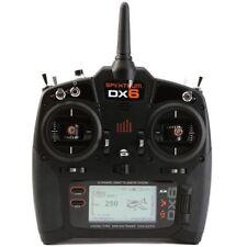 Spektrum DX6 6 Channel DSMX Transmitter Only Mode 2 Antenna Diversity SPMR6750EU