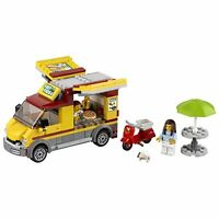 New LEGO City Great Vehicles: Pizza Van - Set #60150, New Sealed in Box