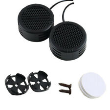 Stereo 2x500 Watts Car Audio Super Power Loud Dome Tweeter Speakers For Car 500W