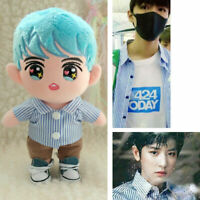 wanna one Daniel EXO Chanyeol Plush Doll's Clothes Handmade TShirt[WITHOUT DOLL]