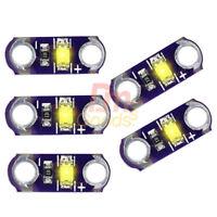 5PCS LilyPad SMD Led KIT DIY Module Yellow Light 3V-5V