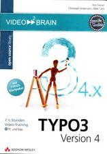 Video2brain Typo Version 4