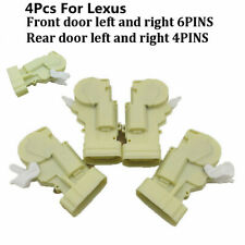 4x Left+Right Rear/Front Power Door Lock Actuators For LEXUS 1998-2005 Years
