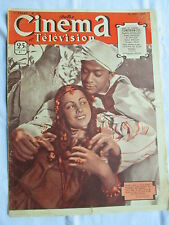 VOTRE CINEMA NUMERO 110 (1949) DENISE CARDI LARBI TOUNSI