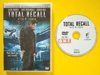 DVD Film Ita Fantascienza TOTAL RECALL colin farrell ex nolo no vhs cd lp mc(T4)