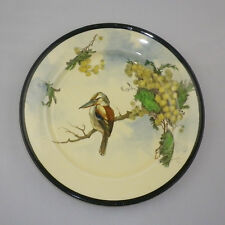 ROYAL DOULTON Kookaburra and Yellow Mimosa Cabinet Plate D4206