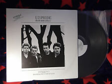 "U2  ""Pride b/w Boomerang 1/Boomerang 2 / 4th of July"" AUS 12"" single - EXCELLENT"