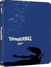 James Bond: Thunderball (1965) Steelbook (Blu ray)