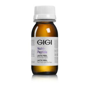GiGi Nutri Peptide Lactic Peel 50ml + Freebie