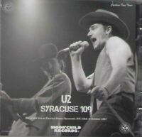 U2 SYRACUSE 109 1CD MOONCHILD RECORDS MC-057 TRIP THROUGH YOUR WIRES Z01
