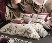 Kas Yarra Cotton & Linen Quilt Cover Set Natural