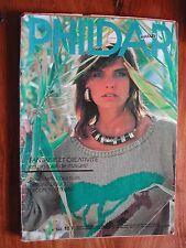 CATALOGUE PHILDAR n°141 de 1987 - Femme et Homme - Aiguille, machine et crochet
