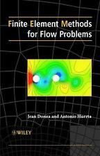 Finite Element Methods for Flow Problems