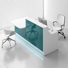 Linea 89 Reception Desk With Counter Top