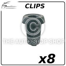 Clip EMBLEMA Clip-PUSH, che fissa 8,2 mm DACIA SANDERO 11392 Pacco di 8