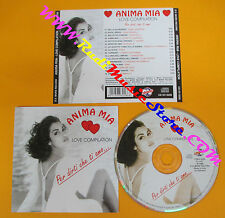 CD ANIMA MIA Love compilation 1998 FORMULA 3 DONATELLO MAL no lp mc vhs dvd (C3)