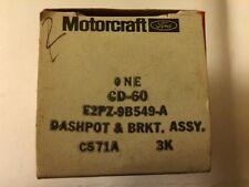 Motorcraft CD-60 Carburetor Dash Pot - Dashpot & BRKT.ASY. NOS E2PZ-9B549-A