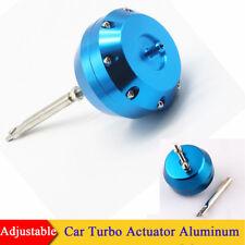 """Adjustable Car 2.00"""" Turbo Wastegate Actuator Replacement Accessories Aluminum"""