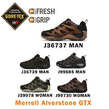 Merrell Alverstone GTX Gore-Tex Man / Woman Outdoors Hiking Shoes Pick 1