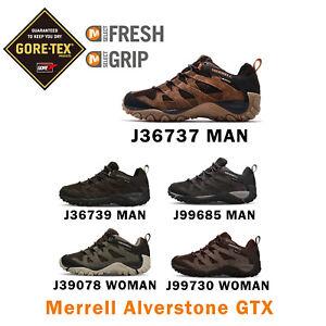 Merrell Alverstone GTX Gore-Tex Man / Woman Outdoors Hiking Shoes Pick 1