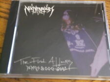 The First Attacks by Nachtmystium   (NEW SEALED CD)