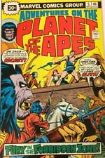 1976 Adventures On The Planet of The Apes .30 Cent Price Variant 5 RARE 30