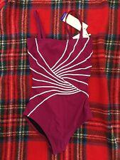 Gottex Ladies Size 12 Essentials One Piece Swim Costume . Brand New . MR8645
