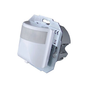Kopp Paris HK05 Malta Europa Bewegungsmelder arktis weiß 3-Draht LED (808402183)