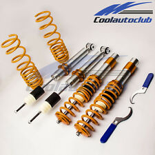 Performance Adjustable Coilovers for 97-03 BMW 5-Series E39 525 528 530 540 NEW