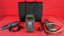 Fluke 41B Power Harmonics Analyzer W/ I2000 Flex / 80I-500s